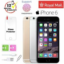 Apple iPhone 6 16GB 64GB Factory Unlocked Mobile Smartphone Plus Gift UK