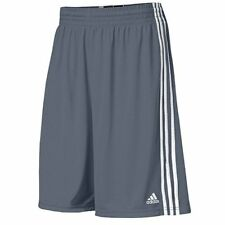 Adidas Adult Climalite Practice Shorts, Lead