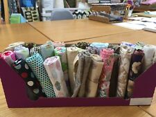 12 cotton fat quarters Lucky Dip Lovely For All Sewing Quilting Bags SALE! !!!