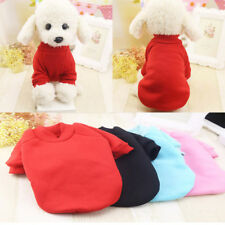 Small Pet Vest Puppy Clothes Dog Cat T-Shirt Princess Outfit Apparel Costume Top
