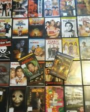 Choose a DVD : Select Movie Title - Funny / Family / Scary / Love / Horror