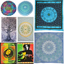 Tapestry home decor wall hanging Bedsheet bedspread hippie mandala table cloth