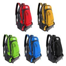 Nylon Travel Backpack Outdoor Camping Bag Mountaineering Hiking Daypack