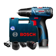 BOSCH Power Drill LiIon Battery Cordless Electric