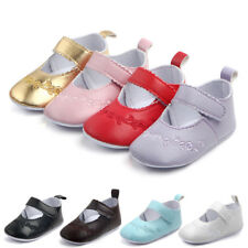 Infant Toddler Baby Boy Girl Soft Sole Crib Shoes Sneaker Newborn-12 Months Gift