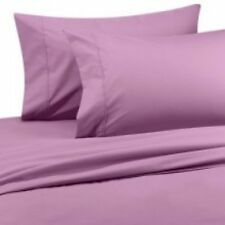 Lavender Solid 1000TC Egyptian Cotton Duvet With Bedding Items Select Your Size