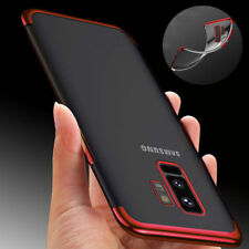 Luxury Ultra-thin Slim Clear Soft TPU Case Cover For Samsung Galaxy S9 / S9 Plus