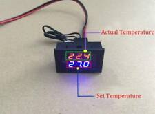 12V/24V -50°C -110°C Digital LED Thermostat Controller Switch Temperature Sensor