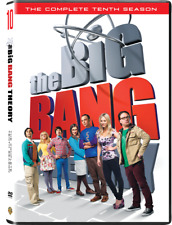 Big Bang Theory - Complete Series Season 10 | The Big Bang Theory DVD 2-Set DVD