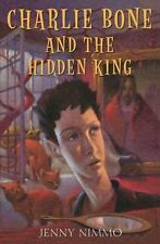 Charlie Bone And The Hidden King (Children of the Red King Book 5)-ExLibrary