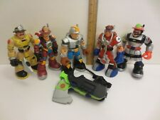 U CHOOSE Rescue Heroes Action Figures, Backpacks, & Accessories - Free Shipping