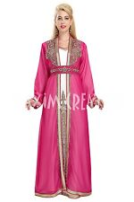 EXCLUSIVE ARRIVAL MARRIAGE MOROCCAN CAFTAN DESIGN FOR WOMEN DRESS 5866