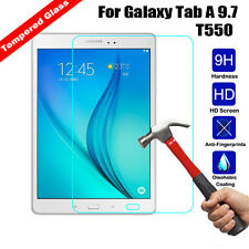 9H+ Tempered Glass Screen Protector for Samsung Galaxy Tab A/S/E Tab 2/3/4 inch