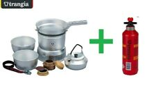 TRANGIA 27-2 ULTRA LIGHT COOKING SYSTEM STORM PROOF COOK SET STOVE CAMPING