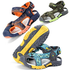 Toddler Kids Boys Girls Closed Toe Sports Beach Sandals Summer Sneakers Shoes