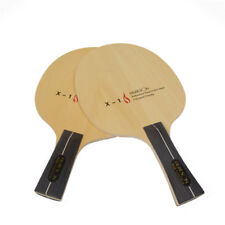 Wood Table Tennis Blade Soft Lightweight and Non-Bouncy Blade for Table Tennis