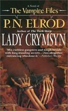 Lady Crymsyn by P. N. Elrod (2001, Paperback, Reprint)