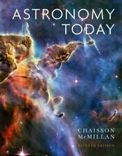 Astronomy Today by Steve McMillan and Eric Chaisson 7th edition
