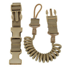 Tactical Two Point Rifle Sling Adjustable Bungee Tactical Gun Sling