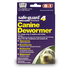 dog dewmormer petsmart home remedy deworming medication safe guard canine dogs