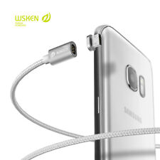 WSKEN mini 1 Magnetic Micro USB Cable Data Sync Magnet Charger Adapter For