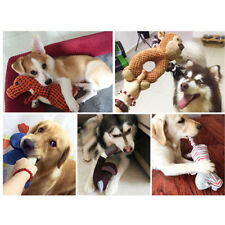 1pcs For-Dog-Toy-Play-Funny-Pet-Puppy-Chew-Squeaker-Squeaky-Plush-Sound-Toys