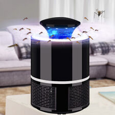 Waterproof Electronics Mosquito Killer Trap Electric UV Lamp Night Light Fly Bug