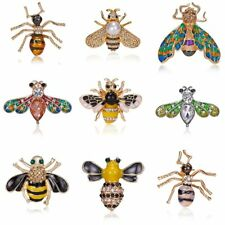 Yellow Insect Bee Women Ant Clothes Accessories Brooches Pin Jewelry Gift