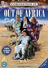 Coronation Street - Out Of Africa (DVD, 2008) New And Sealed