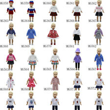 """Fits 18"""" American Girl Madame Alexander Handmade Doll Clothes"""