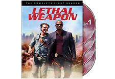 Lethal Weapon Complete First Season Lethal Weapon TV Show Season 1 Cast Movie |