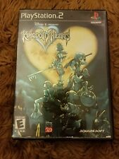 Kingdom Hearts Original Black Label PS2
