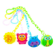Baby Pacifier Chain Soothers Chain Clip Holder Baby Feeding Product HU