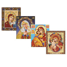 Madonna 5D Diamond Embroidery Painting DIY Cross Stitch Kit Home Wall Decor