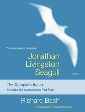 Jonathan LIvingston Seagull Richard Bach The Complete Edition With Part Four