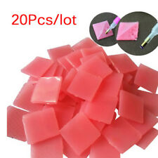 20PCS Paste DIY Sticker Dotting Diamonds Point Pen Drilling Mud Nail Art Tool VP