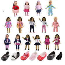 Clothes for 18 Inch American Girl Doll Our Generation Doll Dress Skirt Outfits