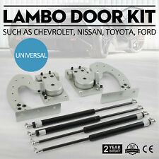 Universal Hinge Door Bolt On Vertical Doors Kit  For Subaru Ford Fast Shipments