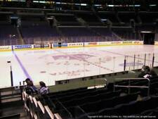 2 TICKETS VANCOUVER CANUCKS @LA KINGS 11/24 *Sec 102 Row 5 BEHIND KINGS BENCH*