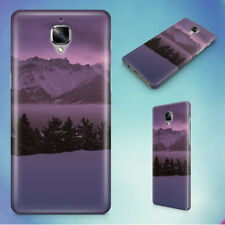 LAKE AGAINST DRAMATIC SKY AT SUNSET HARD BACK CASE FOR ONEPLUS PHONES