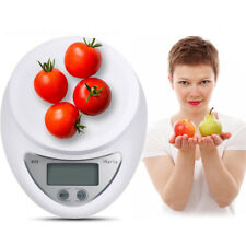 5kg/1g 40kg/10g Digital Electronic Kitchen Food Postal Scale Weight Portable