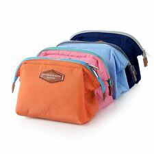 Multifunction Purse Box Travel Makeup Bag Toiletry Case Cosmetic Storage Pouch