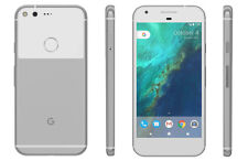 Google Pixel 32gb or GSM Unlocked 4G LTE Smartphone in Gray or Silver