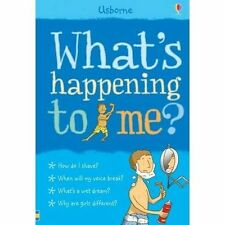 What's Happening to Me? (Boy) by Alex Frith (Hardback, 2015)