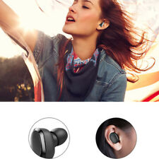 Dual Wireless Bluetooth V4.2 Stereo Headphones Headset TWS Bass Earbud Earphone