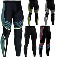 Men Compression Long Pants Running Fitness Base Layer Fast-drying Tights Sports
