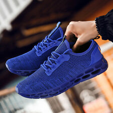 Spring Mens Running Shoes Breathable Big Size Light Fashion Walking Casual Shoes
