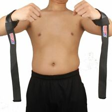 2 pcs/Lot Sport Weight Lifting Hand Wrist Bar Support Strap Brace Gym Straps