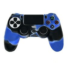 Silicone Rubber Soft Case Skin Cover for PS4 Controller Grip Handle Console New