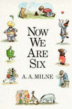 Now We Are Six by A. A. Milne (Hardback, 1989)